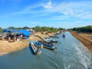 Battambang boottocht